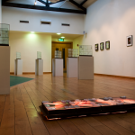 Light, Space and the Body at Dunamaise Art Centre