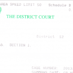 summones to attend court: 4 April, 2014, Ennis District Court